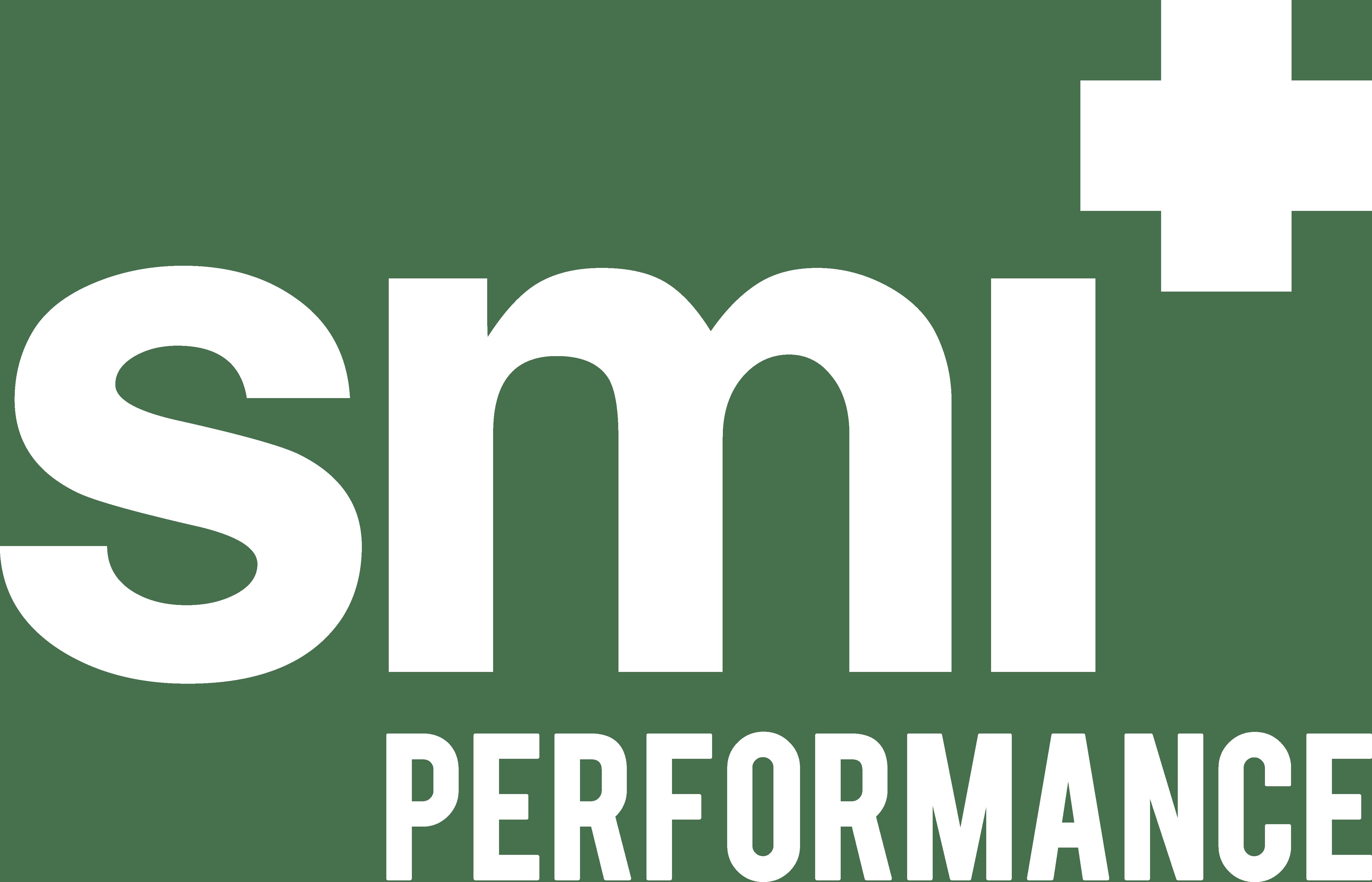 Logo de SMI performance.